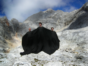 Mount Triglav on Mount Triglav, Mount Triglav, 2007 Action Photo: Gaja Repe