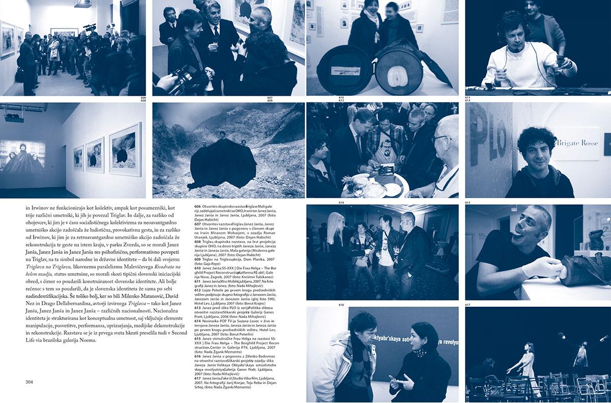 Janez Janša Biografija (detail), Marcel Stefančič jr., Mladina, 2008