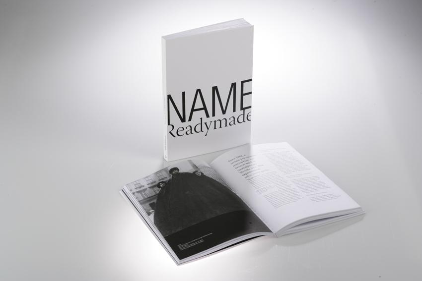 NAME Readymade_Book