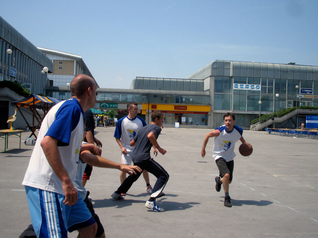 The SDS Summer Sports Games in Celje (2007)