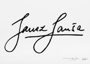 Janez Jansa_signature_02